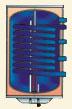 fali, tároló, álló elektromos vízmelegítő, Ti-tech Plus